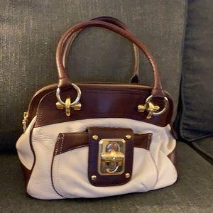 Genuine leather pocketbook- B.Markowsky